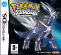 UK Boxshot of Pokemon Diamond (DS)