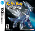 US Boxshot of Pokemon Diamond (DS)