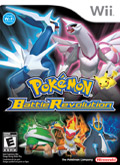 US Boxshot of Pok�mon Battle Revolution (NINTENDO Wii)