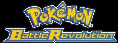Logo of Pok�mon Battle Revolution (NINTENDO Wii)