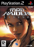 UK Boxshot of Tomb Raider: Legend (PS2)