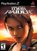 US Boxshot of Tomb Raider: Legend (PS2)