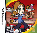 US Boxshot of Diner Dash (DS)