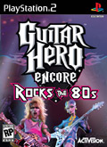 Guitar Hero Encore - Rock The 80's