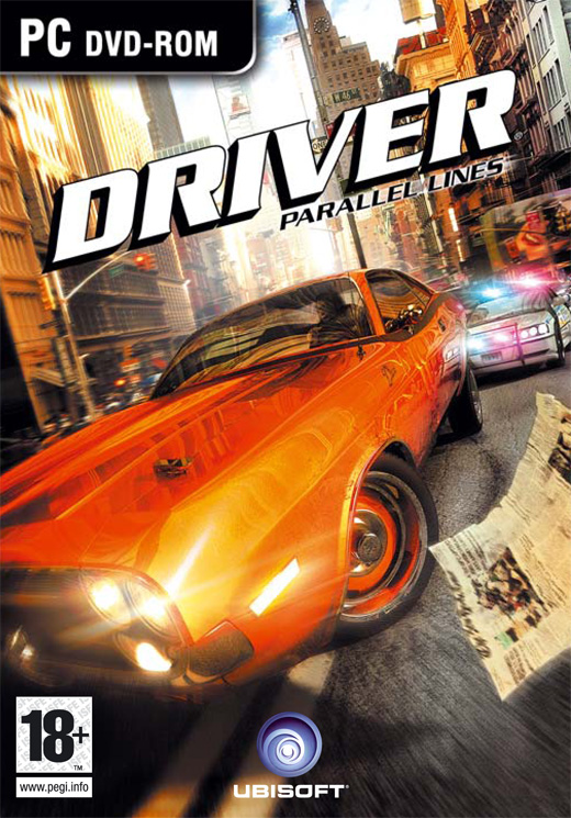 Driver: Parallel Lines Download [Full PC]