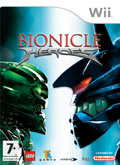 UK Boxshot of Bionicle Heroes (NINTENDO Wii)