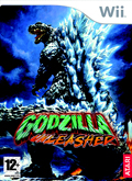 UK Boxshot of Godzilla Unleashed (NINTENDO Wii)