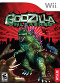 US Boxshot of Godzilla Unleashed (NINTENDO Wii)