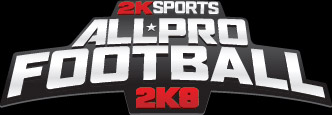 Logo of All-Pro Football 2K8 (XBOX360)