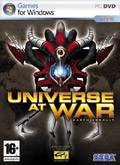 UK Boxshot of Universe at War: Earth Assault (PC)