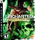 US Boxshot of Uncharted: Drake's Fortune (PS3)