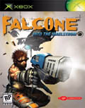 US Boxshot of Falcone: Into the Maelstrom (XBOX)