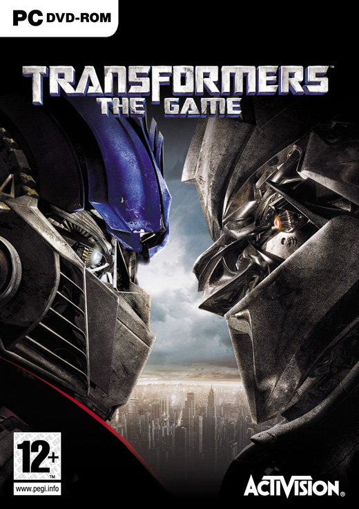 Transformers The Game Full PC Version