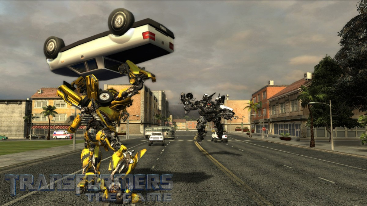 screen2 large Transformers The Game Full PC Version