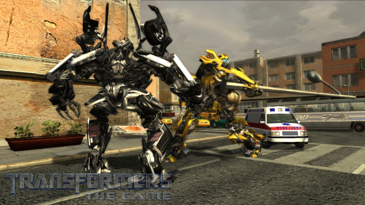 screen3 large Transformers The Game Full PC Version