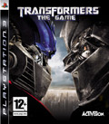 UK Boxshot of Transformers: The Game (PS3)