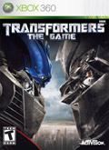US Boxshot of Transformers: The Game (XBOX360)