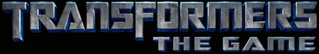 Logo of Transformers: The Game (XBOX360)
