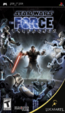 US Boxshot of Star Wars: The Force Unleashed (PSP)