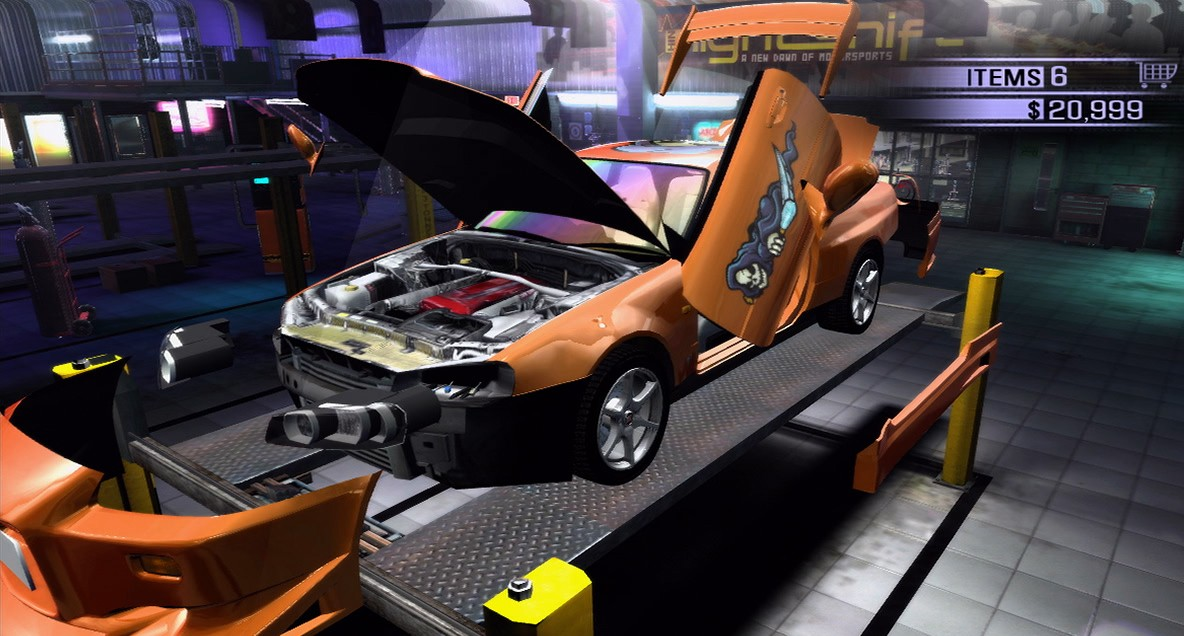 Juiced 2 - Hot Import Nights (RELOADED)