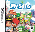 UK Boxshot of MySims (DS)
