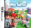 US Boxshot of MySims (DS)