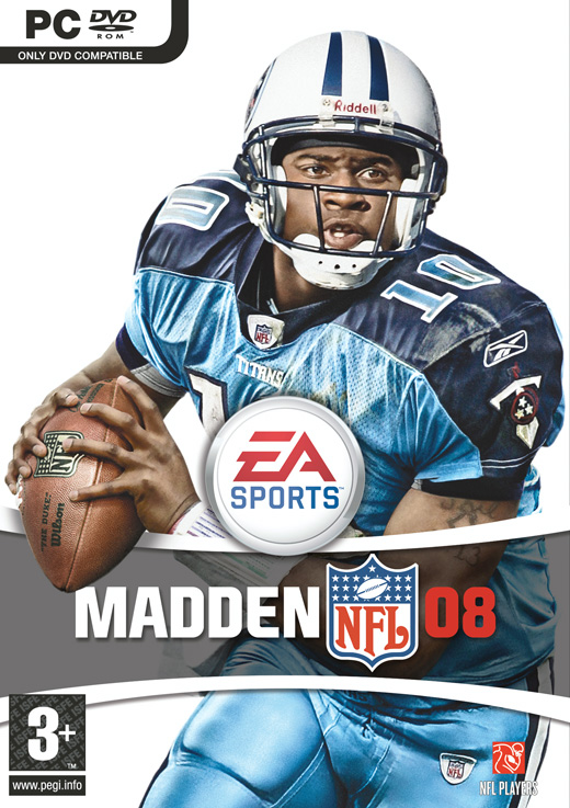 boxshot uk large Madden NFL 08 PC Free Download