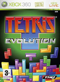 UK Boxshot of Tetris Evolution (XBOX360)