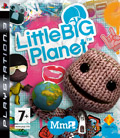 UK Boxshot of LittleBigPlanet (PS3)