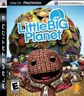 US Boxshot of LittleBigPlanet (PS3)