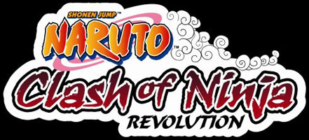 Logo of Naruto: Clash of Ninja Revolution (NINTENDO Wii)