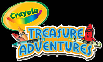 Logo of Crayola Treasure Adventures (DS)