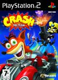 UK Boxshot of Crash Tag Team Racing (PS2)