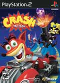US Boxshot of Crash Tag Team Racing (PS2)