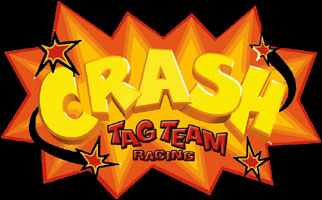 Logo of Crash Tag Team Racing (PS2)