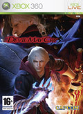 UK Boxshot of Devil May Cry 4 (XBOX360)