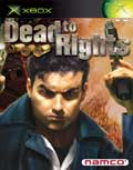 UK Boxshot of Dead to Rights (XBOX)