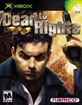US Boxshot of Dead to Rights (XBOX)