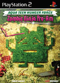 US Boxshot of Aqua Teen Hunger Force Zombie Ninja Pro-Am (PS2)