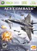 US Boxshot of Ace Combat 6: Fires of Liberation (XBOX360)