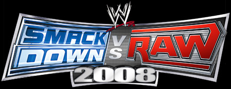 Logo of WWE SmackDown! vs. RAW 2008 (PSP)