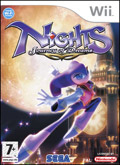 UK Boxshot of NiGHTS: Journey of Dreams (NINTENDO Wii)