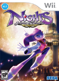 US Boxshot of NiGHTS: Journey of Dreams (NINTENDO Wii)