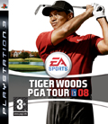 UK Boxshot of Tiger Woods PGA Tour 08 (PS3)