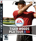 US Boxshot of Tiger Woods PGA Tour 08 (PS3)