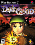 US Boxshot of Dark Cloud (PS2)