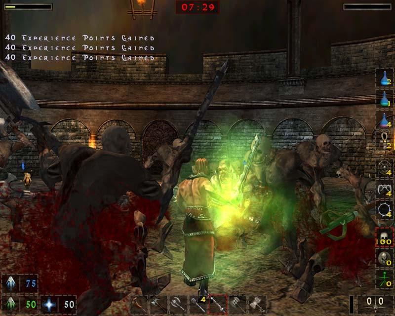Скриншот из игры Call for Heroes Pompolic Wars под номером 2. Перейти