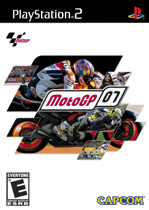 gamesps2 Moto GP 07 USA PS2DVD