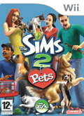 UK Boxshot of The Sims 2: Pets (NINTENDO Wii)