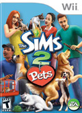 US Boxshot of The Sims 2: Pets (NINTENDO Wii)